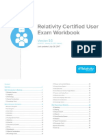 RCU Exam Workbook