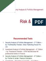 14.10 Basics of Risk _ Return