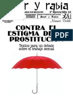 Revista Amor y Rabia, Nr. 71