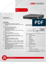 Datasheet of DS-7700NI-I4 P V3.3.4 20150731