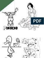 Personajes de cuentos
