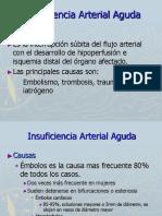 6. Insuficiencia Arterial Aguda