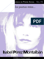 Poemas Isabel Perez Montalban