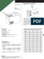 C-tek - Battery Analyzer Manual