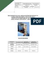 Manual de Usuario Durometro Duplex 713. Laboratoro de Dureza. (Vargas, 2011)