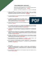 1uía de Primer Parcial Tanatología (1)