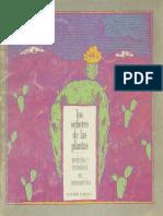 Los señores de las plantas de medicina y herbolaria en Mesoamérica.  Xavier Lozoya