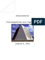 24129433 Solucionario Clayton R.paul Eletromagnetismo Para Engenheiros