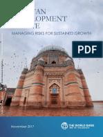 Pakistan Development Update-Nov 2017 WB