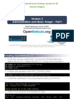 Community Feb11-02 - Administration and Basic Usage - Part i