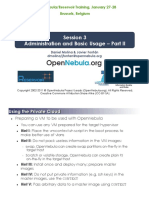 Community Feb11-03 - Administration and Basic Usage - Part II