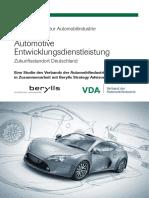 Band 48 Automotive Entwicklungsdienstleistung