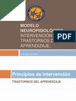 Modelo Neurofis Intervención