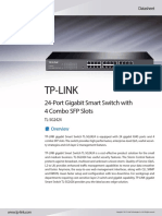 TL-SG2424 V2.0 UN Datasheet