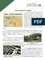 05 - Colonização Espanhola Na América