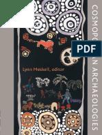 1 - Cosmopolitan Archaeologies, Lynn Meskell