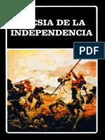 Poesía de La Independencia. Antología Biblio Ayacucho