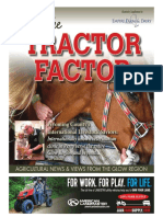 Tractor Factor (March 2018)