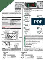 Manual Del Producto Tc 900 e Power