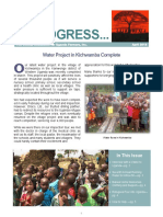 In Progress Newsletter April 2018