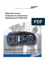 Manual DT 6650