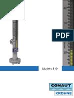 Catalogo Tecnico Modelo 810
