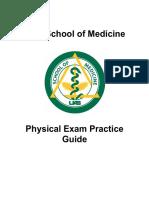 PEP - Abdominal Exam