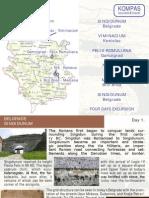 Singidunum - Viminacium - Felix Romuliana - Naissus - Singid