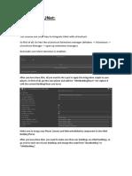 UConstruct UNet Integration.docx