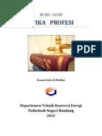 Buku Etika Profesi Lengkap
