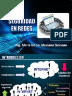 Capitulo 1 Seguridad en Redes