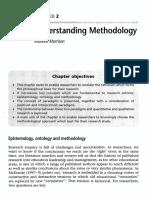 Understanding Methodology