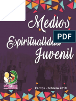 Esquema de Cantos Misas Febrero 2018
