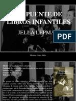 Mariana Flores Melo - Un Puente de Libros Infantiles, Jella Lepman