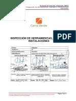 SGIst0001_Estandar de Inspecciones Herramientas e Instalaciones_v05