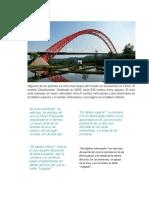 Algunos de Los Puentes en Arco Más Largos Del Mundo Se Encuentran en China