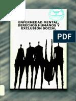 2005 Enfermedad Mental DDHH y Exclusion Social