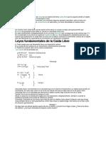 monografia de CAIDA LIBRE