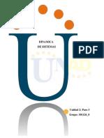 Formato Entrega Diagrama de Influencias