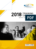 Aztech Training Plan 2018