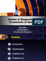 Anemia - Update in Diagnosis _ Treatments