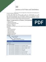 Standard SAP SD