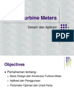 Turbine Meters Design & Application