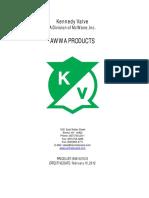 Price Sheet Awwa Check Valves a989097c(1)