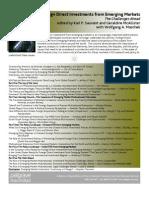Flyer FDIEM SauvantMcAllisterMaschek  —Judith Clifton and Daniel Díaz-Fuentes
