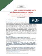 Vi Jornadas de Historia Del Arteipa