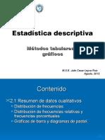 Metodos Tabulares Graficos Cualitativos