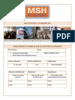 Procedimiento Trabajo Seguro Cambio Buzon Descarga Ch-Primario_rev1