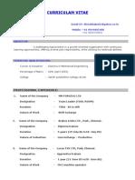 Dineshbabu New Resume