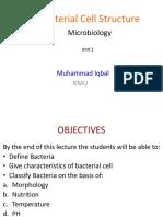 Bacteria (Unit I)